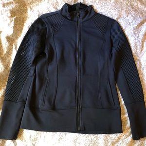 Black Athletic/Athliesure Jacket